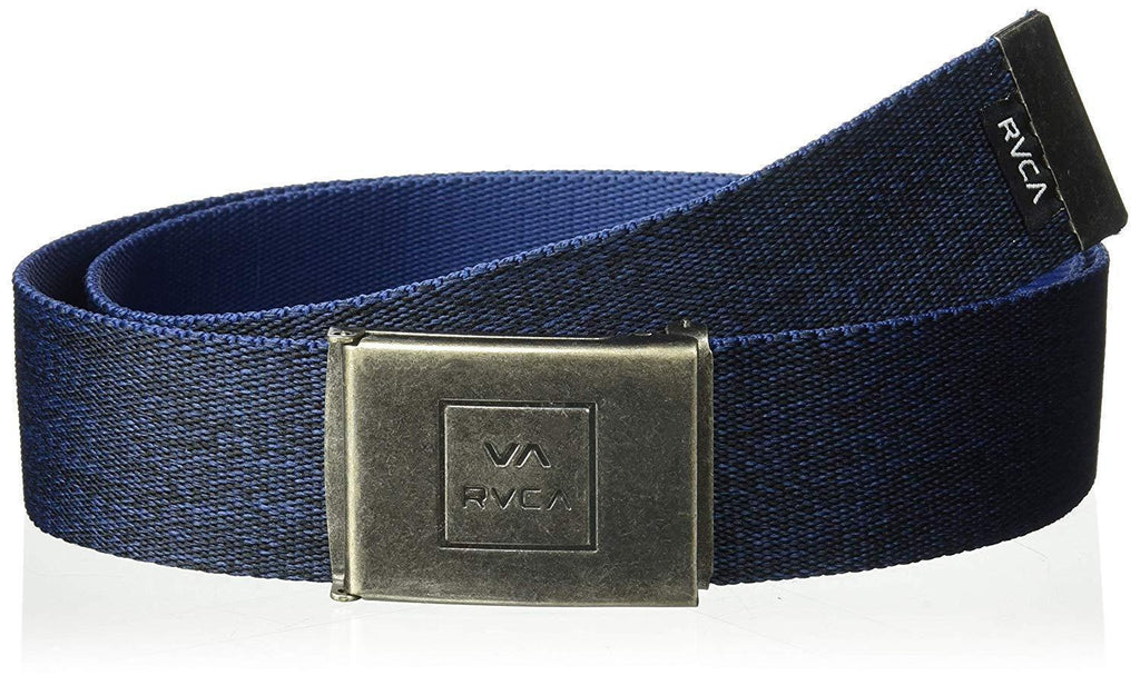 RVCA Packs & Accessories O/S / BLU RVCA - Falcon Web Belt