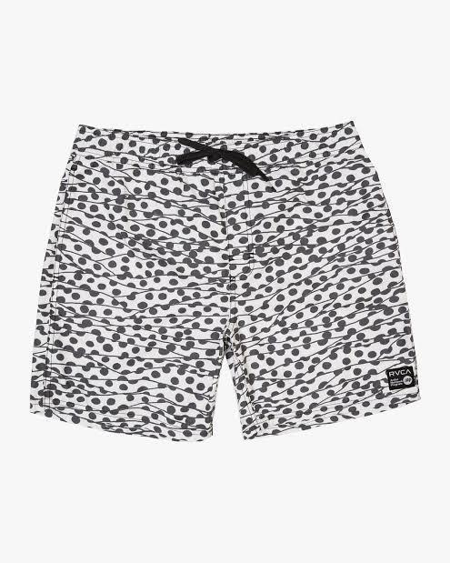 RVCA Men's Apparel - Boardshorts M / WHITE RVCA - Gerrard Dots