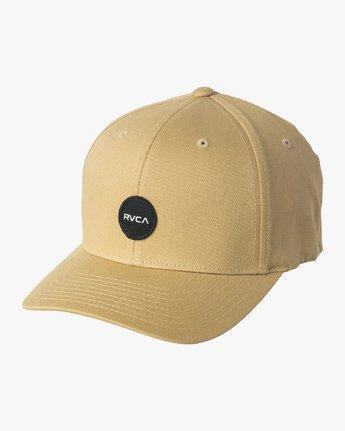 RVCA Headwear S/M / BRN RVCA - Mini Motors FF