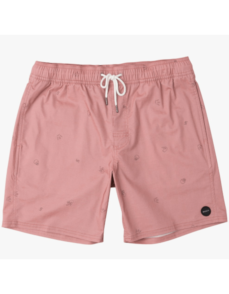 RVCA Men's Apparel - Boardshorts M / RED RVCA - Montague  Elestic