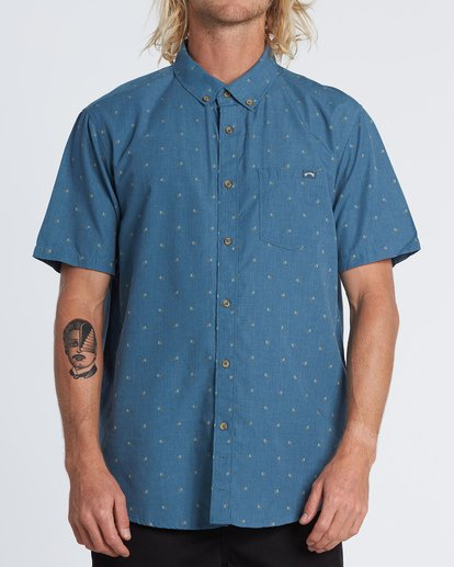 Billabong - All Day Jacquard, Deep Ocean