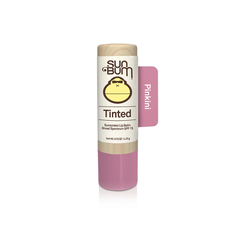 Sun Bum Sunscreen Products Pinkini Sun Bum - Tinted Lip Balm