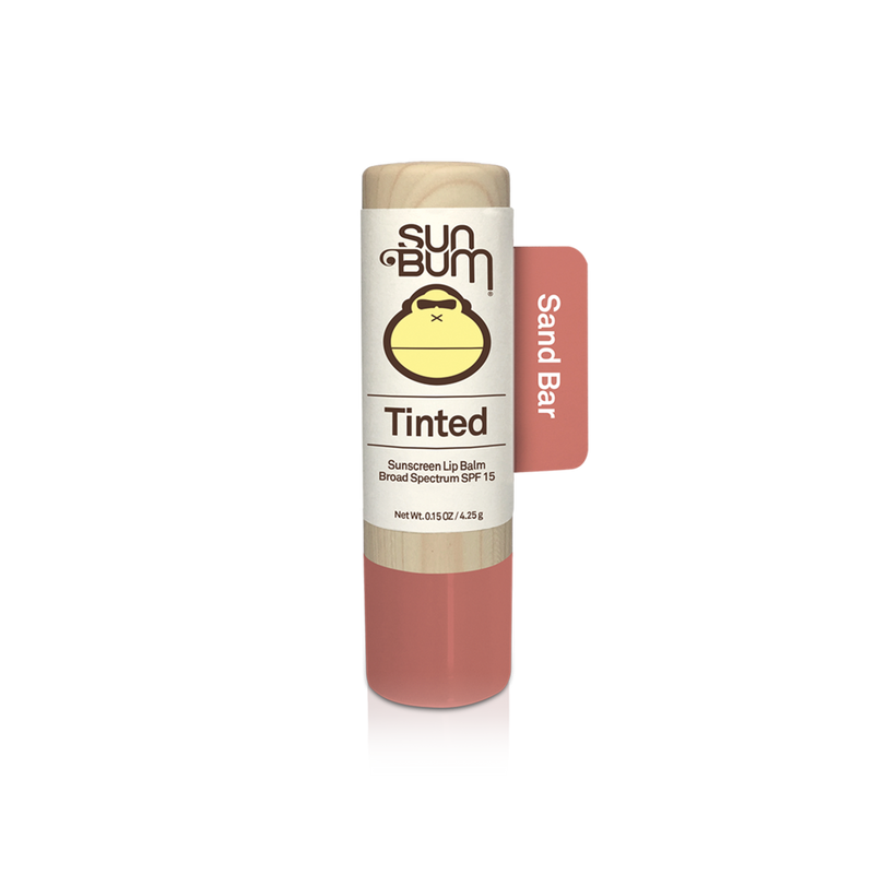 Sun Bum Sunscreen Products Sand Bar Sun Bum - Tinted Lip Balm