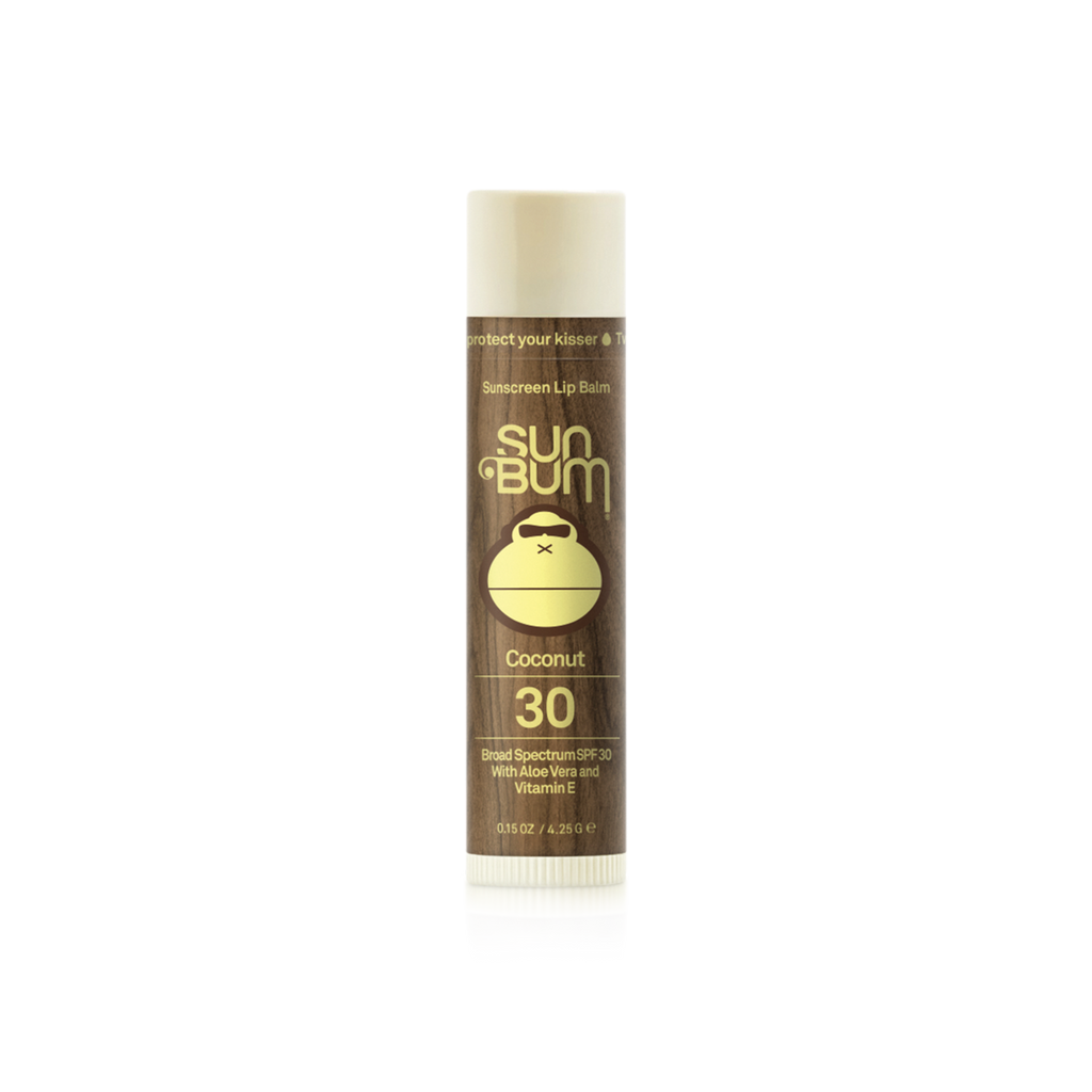 Sun Bum Sunscreen Products Coconut Sun Bum - Tropical Lip Balm