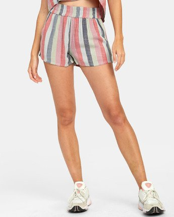 RVCA - Suggest Striped Short