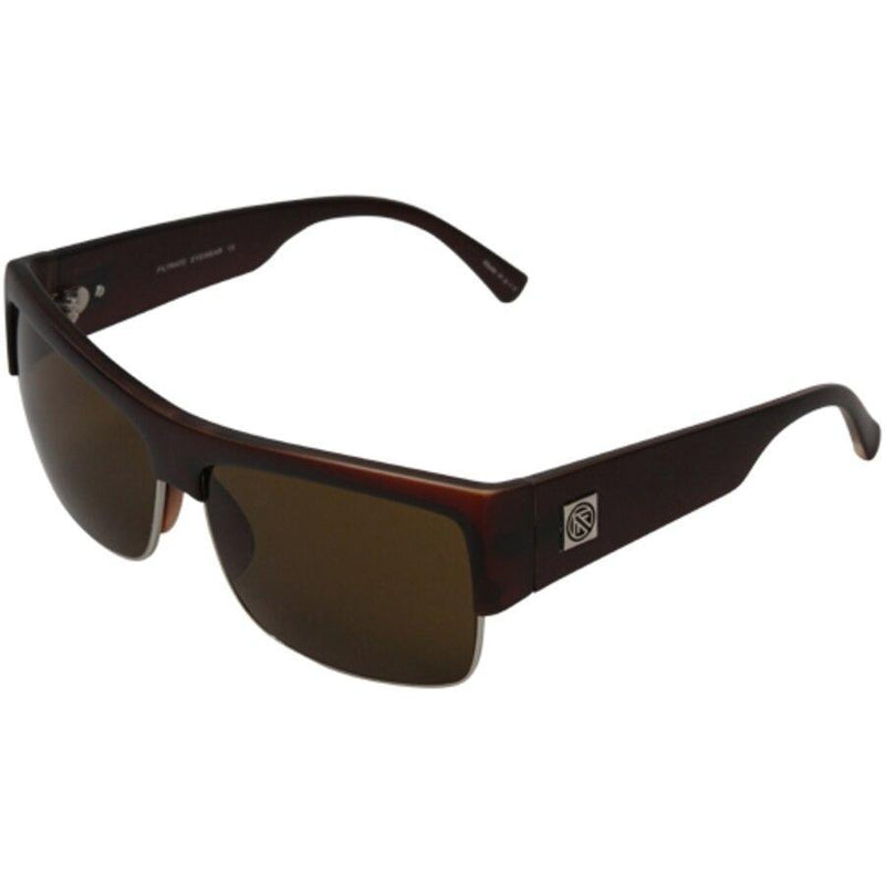 Filtrate Sunglasses Drak Brown / Brown Z-Filtrate - Highland black