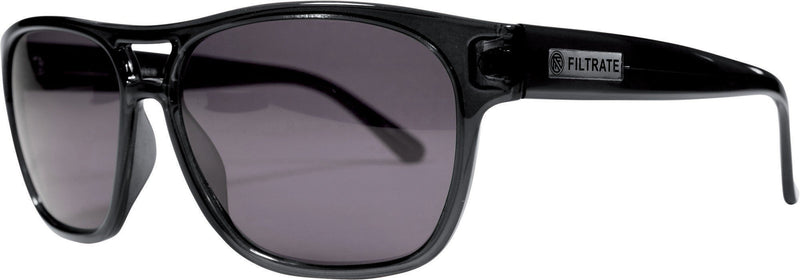 Filtrate Sunglasses Black Gloss / Grey Z-Filtrate - Hudson