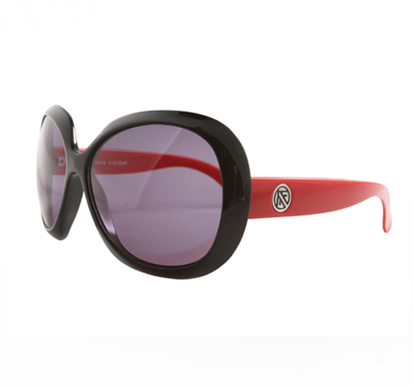 Filtrate Sunglasses Black/Red / Grey Z-Filtrate - Onassis