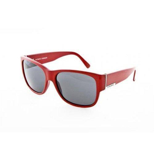 Filtrate Sunglasses Black in Red / Grey Z-Filtrate - Rae