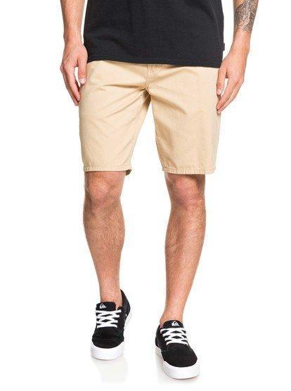 '-Quiksilver- Men's Apparel - Boardshorts 30 / Warm Sand Z-Quiksilver - Everyday Chino Light Short