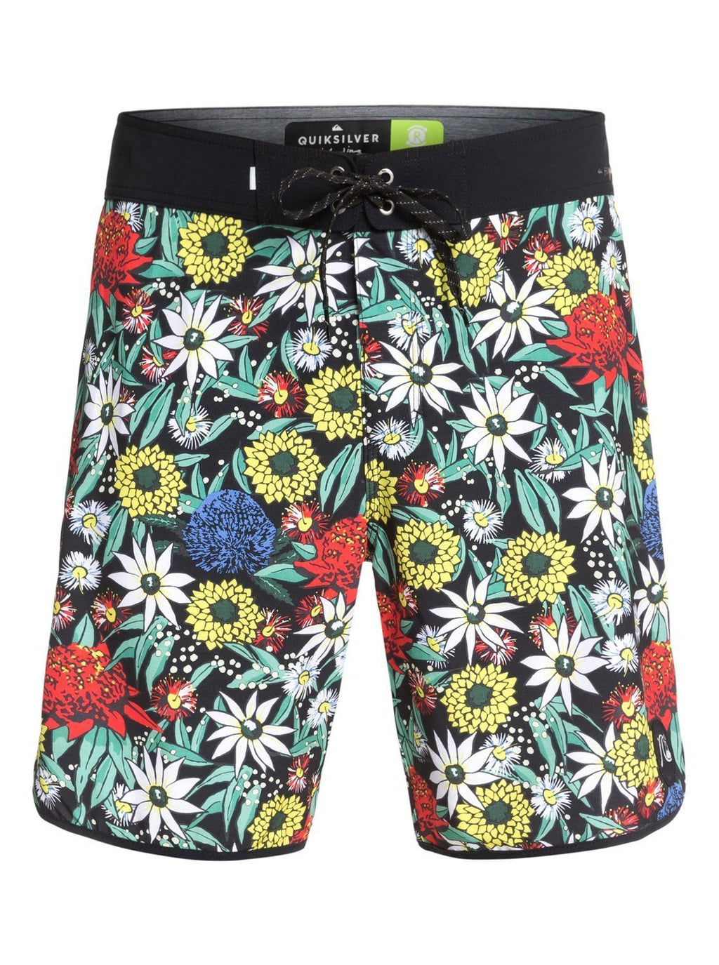 -Quiksilver- Men's Apparel - Boardshorts 30 / Gardenia Z-Quiksilver - Highline Bush Bandit 19