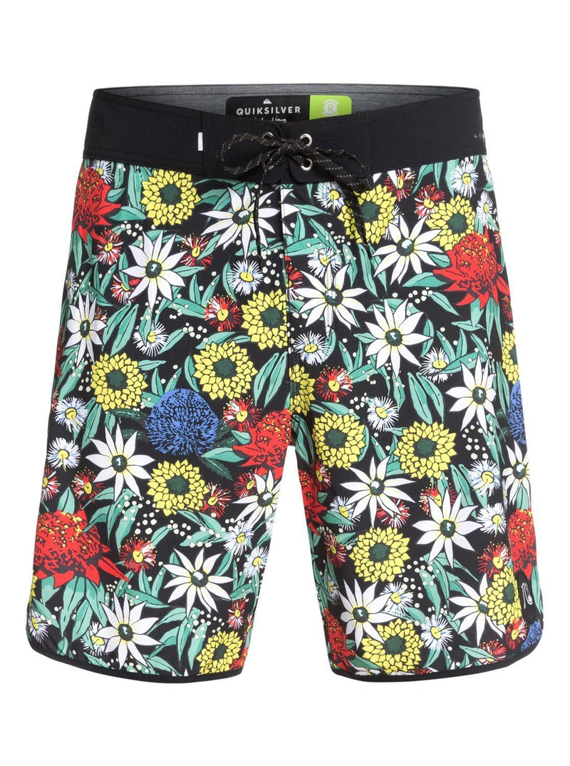 '-Quiksilver- Men's Apparel - Boardshorts 30 / Gardenia Z-Quiksilver - Highline Bush Bandit 19