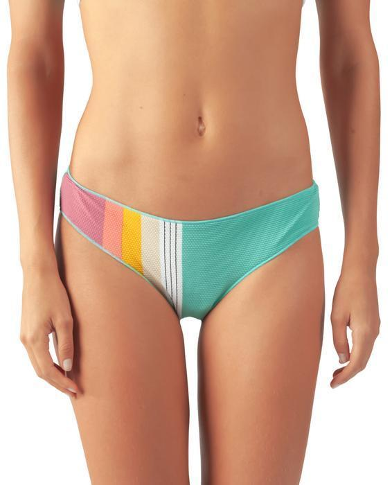 RipCurl Women's Apparel - Swimwear Small / Sea Fog Z-RipCurl - Beach Street Cheeky