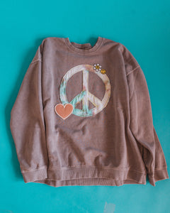 Power in Peace Sweatshirt