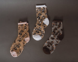 Leopard Lover Socks