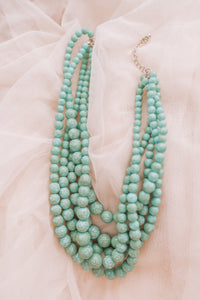 Layer Me Up Turquoise Necklace (1 of 1)