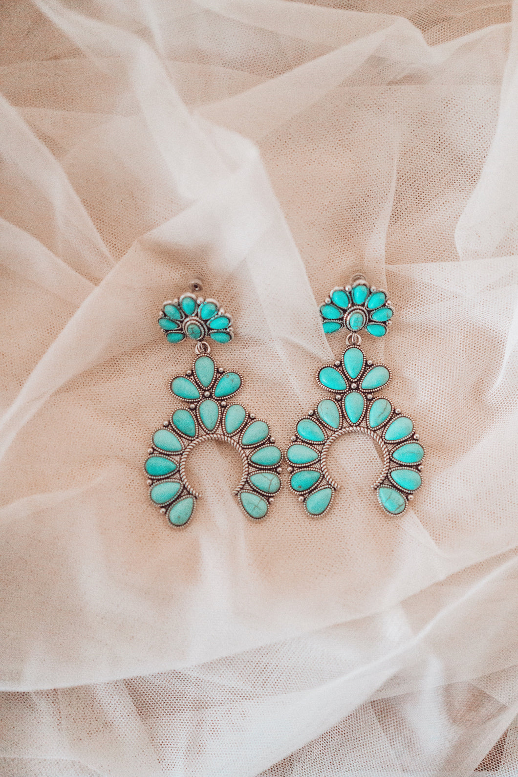 Turquoise Daydream Earrings