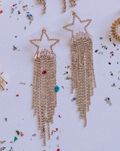 STAR OF THE NIGHT earrings