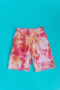 Pink Skies Sweat Shorts