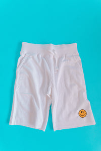 Smiley Sweat Shorts