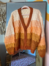 Cinnamon Cream Cardigan