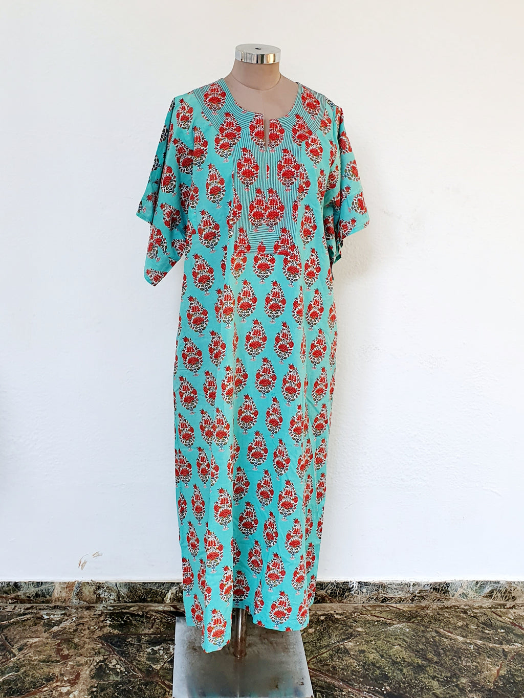 Butterfly Sleeve Nightgown