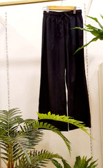 Cotton Elastic Waist Pant