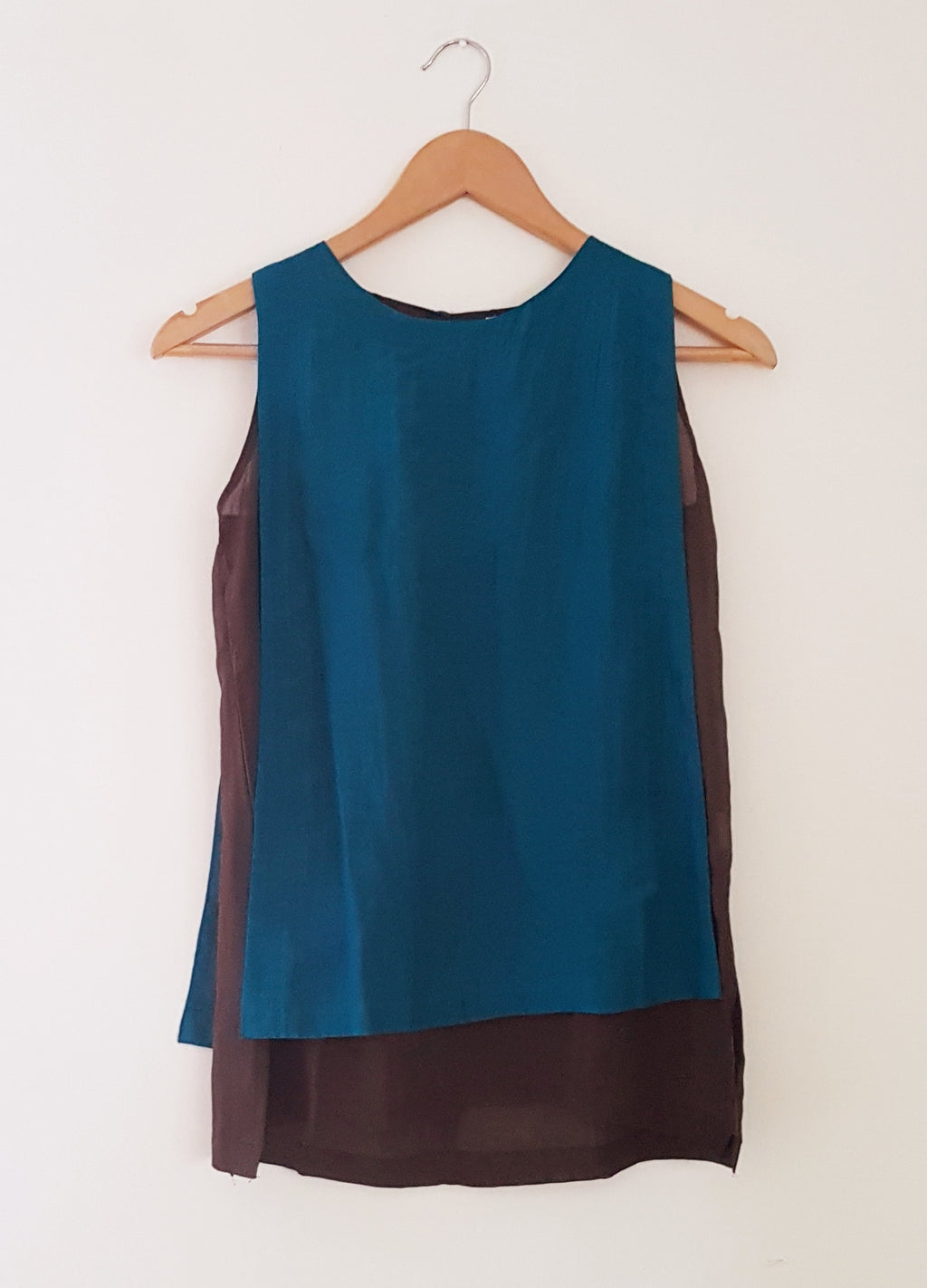 Cotton Silk Top