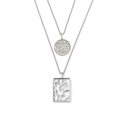 Round & Square Pendant SET
