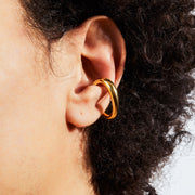Ama Ear Cuff - Gold Plated