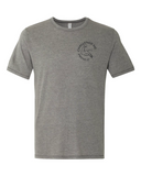 Woman's Premium Victory Flex Tee Shirt - Gray