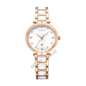 Women's Business Ceramic Watches H28007A