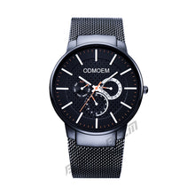 Load image into Gallery viewer, Men's Business Steel Mesh Watches H28035A