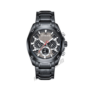 Men's Business Stainless Steel Watches H28013A