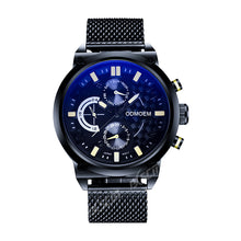 Load image into Gallery viewer, Men's Fashion Steel Mesh Watches H28046A