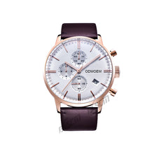 Load image into Gallery viewer, Men's Business Leather Watches H280001A
