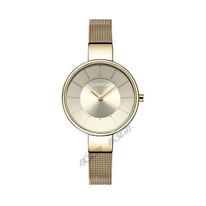 Women's Business Steel Mesh Watches H28024A