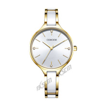 Load image into Gallery viewer, Women's Fashion Ceramic Watches H28038A