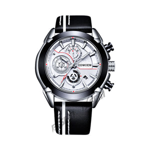 Men's Sports Leather Watches H28048A