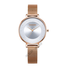 Load image into Gallery viewer, Women's Business Steel Mesh Watches H28049A