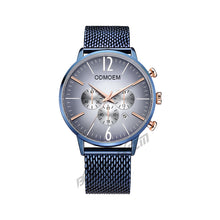 Load image into Gallery viewer, Men's Business Steel Mesh Watches H28022A