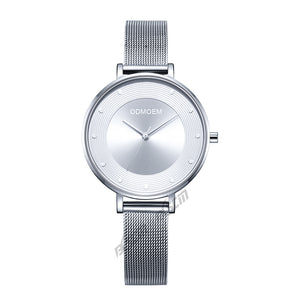 Women's Business Steel Mesh Watches H28049A