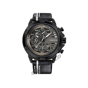 Men's Sports Leather Watches H28010A