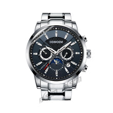 Load image into Gallery viewer, Men's Business Stainless Steel Watches H28026A