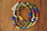 African Trade Bead Necklaces