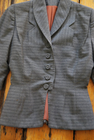 1940's Tailored Jacket
