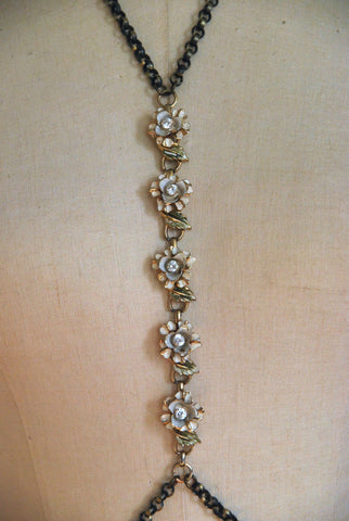Wild Rose Body Chain