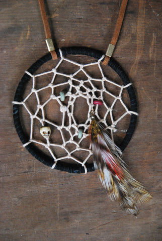 Dreamcatcher Necklaces