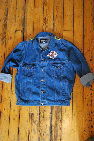 Bo Denim Jacket [Unisex]