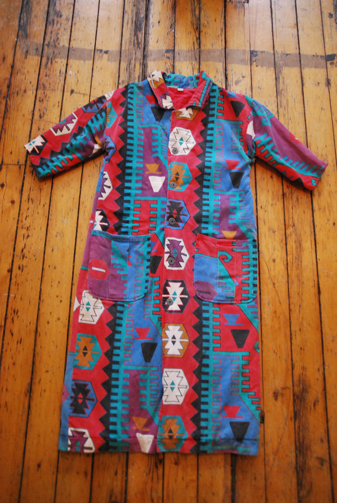 Cool Kid Tribal Coat
